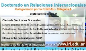 doctorado flyer nueva oferta