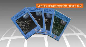 """Revista """"Relaciones Internacionales"""""""