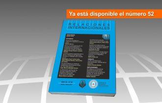Revista Relaciones Internacionales Nº 52 – Segmento digital
