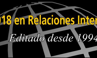 Anuario 2018 en Relaciones Internacionales