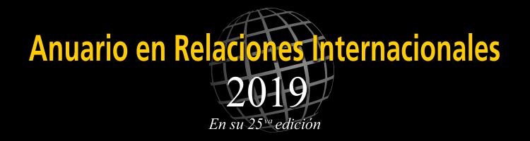 Anuario 2019 en Relaciones Internacionales