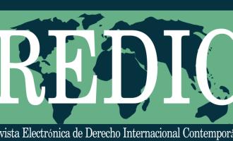 Convocatoria de artículos – Revista Electrónica de Derecho Internacional Contemporáneo / REDIC