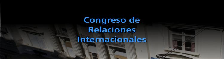 Congresos anteriores