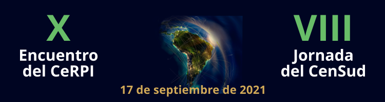 Jornada CeRPI CeNSUD 2021